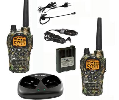 Midland GXT650  Krikamnet  радиостанции